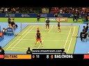 2013日本羽毛球公开赛 女双1/4比赛视频 - 羽球吧