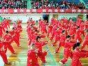 """2013年忠县""""庆国庆、迎老年节""""运动会表演节目【24式太极拳】"""