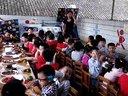 苏州红旗幼儿园中班迎国庆苏州小吃品尝活动