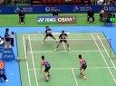 2013日本羽毛球公开赛 男双半决赛 中国-印尼