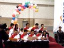 中芯国际2013羽毛球联赛扩散工程部DIFF 炉管PE原创歌曲现场演唱