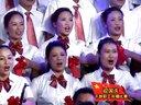眉县迎国庆干部职工合唱比赛9月25日中部