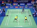 2013年广州世界羽毛球锦标赛混双决赛 徐晨马晋VS艾哈迈德纳西尔