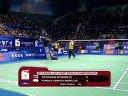 2013年世界羽毛球锦标赛女单半决赛 拉差诺VS辛德胡