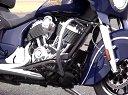 印第安酋长豪华版摩托车