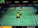直播>>2013丹麦羽毛球公开赛 混双1/4决赛 羽球吧