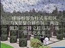 2000平方米观光鸟巢温室内的羽毛球场规划
