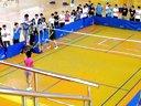 """广东海洋大学2013""""新生杯""""羽毛球公开赛-女单冠亚决赛之一"""