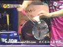 羽毛球知识教学网 云天豪陈伟强VS李龙大柳延星 2013年中国羽毛球顶级超级赛决赛