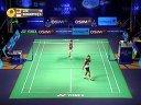 羽毛球知识教学网 李宗伟VS小苏吉亚托 2013年国际羽联超级系列赛总决赛男单决赛