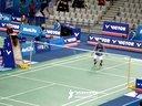 羽毛球知识教学网直播 2014年韩国羽毛球超级赛李宗伟