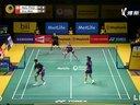 徐晨马晋VS尼尔森佩蒂森2014马来西亚公开赛混双决赛 羽毛球知识教学网