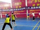 上海羽毛球大师群谁是球王双打赛
