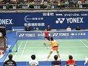 2013亚锦赛 女双决赛 王仪涵 羽毛球比赛视频 标清