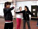 长春师范大学 体育学院 羽毛球发球双语教学-陈金博