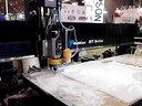 美国麦迪克 MultiCam  迷你 斜边发光字雕刻机