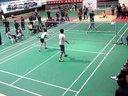 诸城先锋羽毛球俱乐部2014年春季五羽伦比羽毛球决赛2