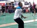 诸城先锋羽毛球俱乐部2014年春季五羽伦比比赛花絮23