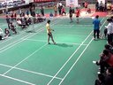 诸城先锋羽毛球俱乐部2014年春季五羽伦比羽毛球决赛5