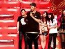古装婚礼发饰:罗志祥北京古装婚礼趴跳舞
