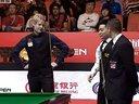 斯诺克: 无解斯诺克创意解法 中国公开赛戏剧性瞬间----给做球的和解球的都点个赞