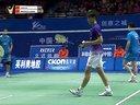 2014中国羽毛球大师赛半决赛 羽毛球知识教学网提供