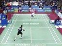2014年印度羽毛球公开赛 李宗伟VS杜鹏宇