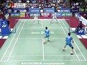 2014年印度羽毛球公开赛 鲍伊摩根森VS刘小龙邱子瀚