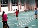 20140419无锡运动吧羽毛球活动视频3