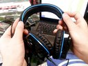 赛德斯708头戴式台式电脑笔记本游戏耳机耳麦
