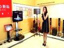 泡沫 新科KTV  19寸点歌机 无线话筒