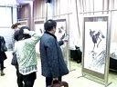 花鸟画家李小龙在常熟举办艺术交流会