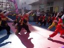 金博士幼儿园2015年元旦大班武术表演《少林雄风》