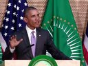 President Obama Speaks to the People of Africa 奥巴马非洲寻根演讲