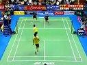 汤姆斯杯半决赛 中国Vs马来西亚 02