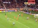 世界杯:乌拉圭VS荷兰(半决赛)下半场