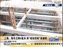 """上海:每年沉降6毫米  将""""规划控制""""高楼群[上海早晨]"""