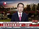 """2014年中央一号文件公布 连续11年聚焦""""三农"""" 看东方 140120"""