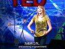 TED演讲集 艺术与幻觉 Alexa Meade 你的身体即我的画布