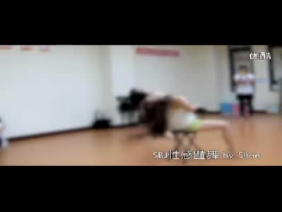 【性感】美女凳子舞mp4