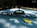 3D制作的喷泉