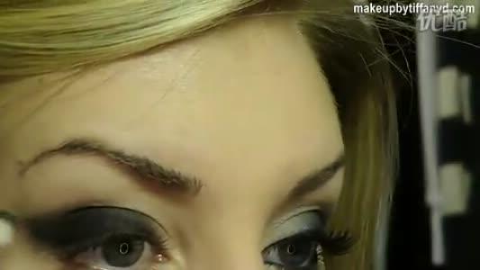 秋冬彩妆打造唇眼各有重点 掌握甜美彩妆化妆技巧