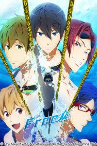 Free男子游泳部第一季