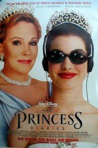 公主日记2:皇室婚约封面海报