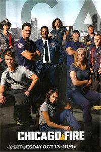 芝加哥烈焰 第五季/风城烈火/Chicago Fire Season 5