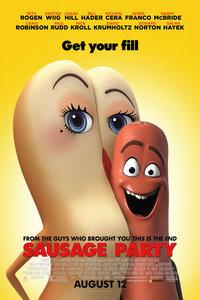 香肠派对封面海报