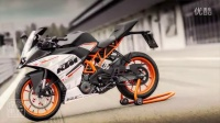 2015 KTM RC390 摩托车 首次试骑