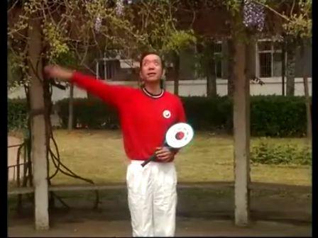 太极柔力球教学视频