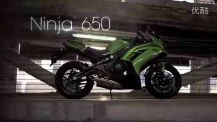 川崎重工Kawasaki Ninja 650 忍者TVCM 2012年日本摩托车广告 宣传片