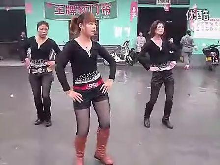 农村黑丝袜热舞